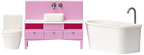 Lundby 60-3057-00 Bathroom Set