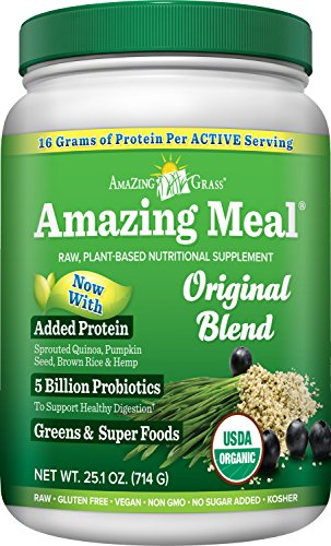 Amazing Grass Original servings Ounce
