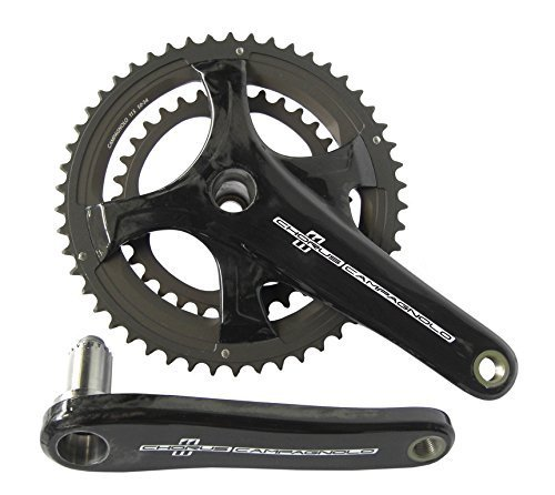 (Campagnolo Chorus 11-Speed 50-34 T Carbon CT Torque Crankset - Black, 172.5 mm by Campagnolo)