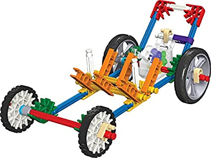 Amazon.com: K'NEX Education – Forces, Energy, and Motion Set – 442 ...