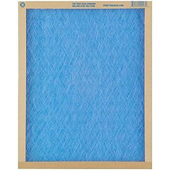 True Blue 125251 25 Quot X 25 Quot X 1 Quot Fiberglass Air Filter