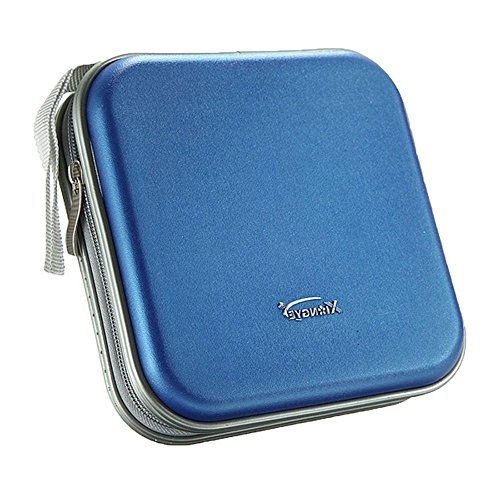ZYHW Auto Car CD VCD DVD Organizer Square Case Storage Holder - Square Holder Cd