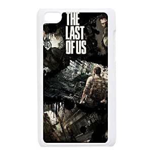 iPod Touch 4 Phone Case White The Last of Us HKL232753