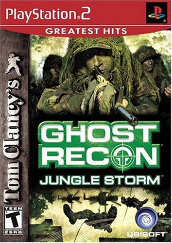 Tom Clancy's Ghost Recon Jungle Storm - PlayStation 2 ()