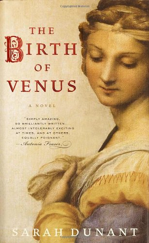 book cover of The Birth of Venus