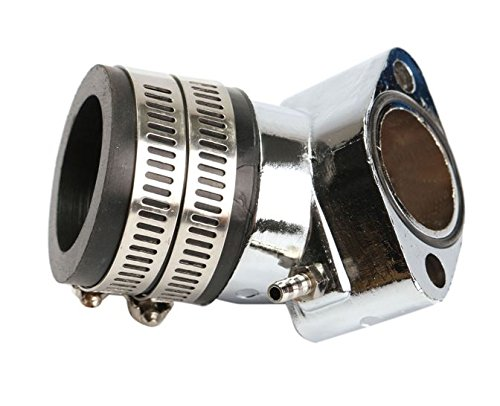 MD Group Scooter Go Kart Racing Intake Manifold Aluminum For GY6 150cc Chinese Scooter by MD Group (Image #6)