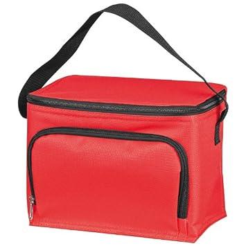 Piccola Borsa termica porta pranzo ufficio con piccola tasca frontale No Brand
