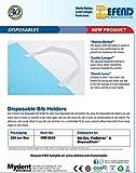 Mydent PB-8500 Disposable Bib Holder