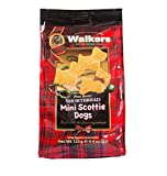 Walkers Shortbread Mini Scottie Dogs, 4.4 Ounce (Pack of 6)