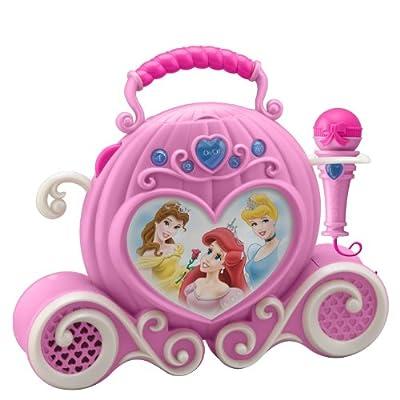 Disney Princess Enchanting Sing-along Boombox by KIDdesigns, Inc