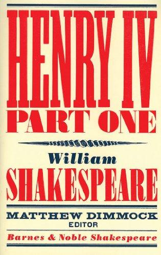 Henry IV Part One (Barnes & Noble Shakespeare) (Pt. 1)