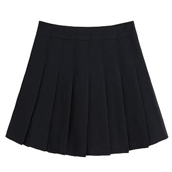 ZUMUii Butterme Chica Mujer Alto Waist Rock Verano Vestido A de ...