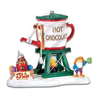 Department 56 North Pole Village Hot Chocolate Tower (B000FJ46OW) | Amazon price tracker / tracking, Amazon price history charts, Amazon price watches, Amazon price drop alerts