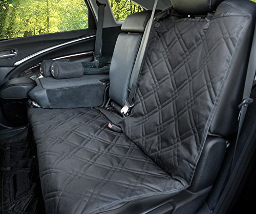car seat cover for kids and infants universal fit for up to 3 seat belts with removable center. Black Bedroom Furniture Sets. Home Design Ideas
