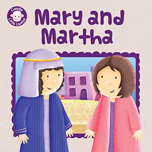 Mary and Martha (Candle Little Lambs)