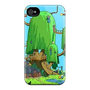 Hot Covers Cases For Iphone/ 6plus Cases Covers Skin - Adventure Time House wangjiang maoyi by lolosakes