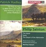 Sainton / Hadley: Orchestral And Chor...