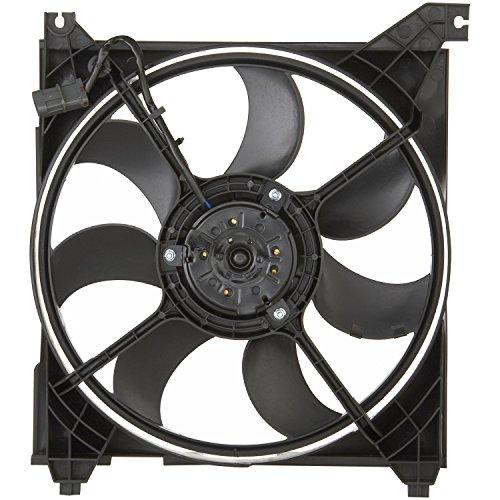 Spectra Premium CF16035 Radiator Fan Assembly - Kia Spectra Radiator Fan