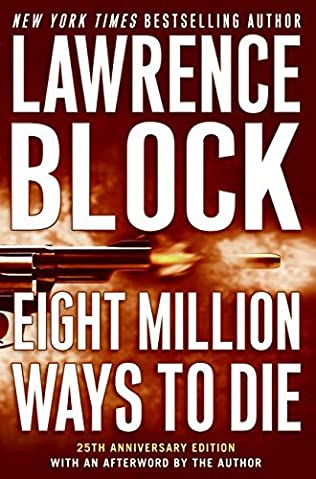 book cover of Eight Million Ways to Die