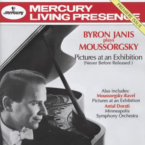 Moussorgsky: Pictures at an Exhibition / Chopin: Etude in F major; Waltz in A minor