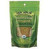 High Mowing Organic Sprouting Seeds Fenugreek -- 4 oz