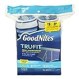 Goodnites Durable Underwear Starter Kit Large/X-Large Boy, 7-Count