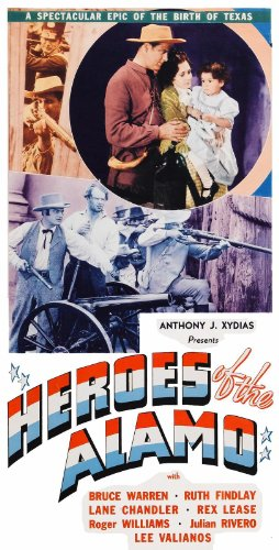 Heroes of the Alamo by