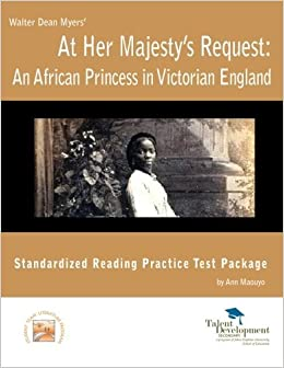 Book At Her Majesty's Request: An African Princess in Victorian England SRPT Package by Maouyo Ann (2015-02-12)