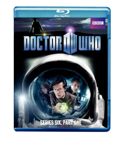 Doctor Who: Series Six, Part One [Blu-ray]