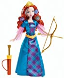 Disney Princess Colorful Curls Merida Doll