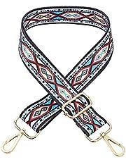 Kloware 1.5'' Wide Shoulder Strap Adjustable Replacement Belts Crossbody Canvas Bag Handbag Straps