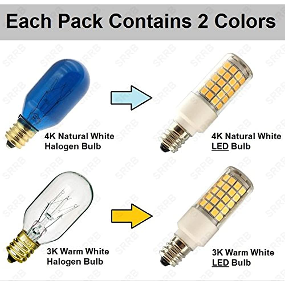 Srrb Direct Led Replacement Light Bulb For Cosmetic Vanity