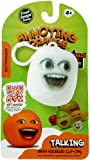 Annoying Orange TakeAlongs 2 1/4 Inch Talking Plush ClipOn Marshmallow