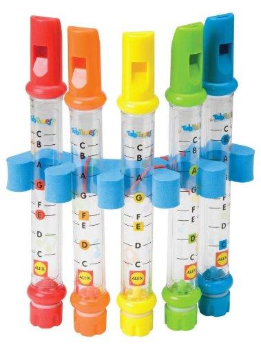 Water Flutes Tub Tunes