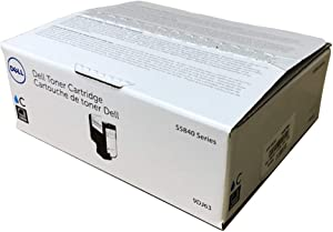 Dell 9DJ63 Cyan High-Yield Toner