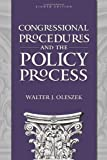 Congressional Procedures and the Policy Process, 8th Edition, Oleszek, Walter J., 1604266139