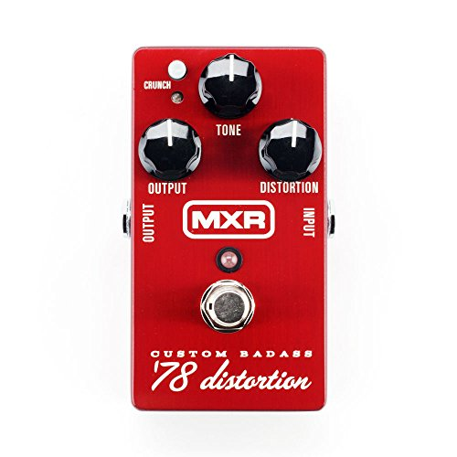 MXR Custom Badass '78 Distortion by Jim Dunlop
