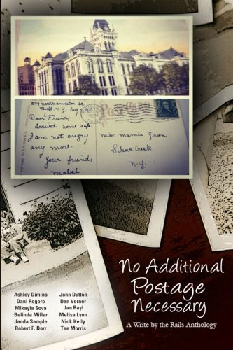 Additional Postage - No Additional Postage Necessary