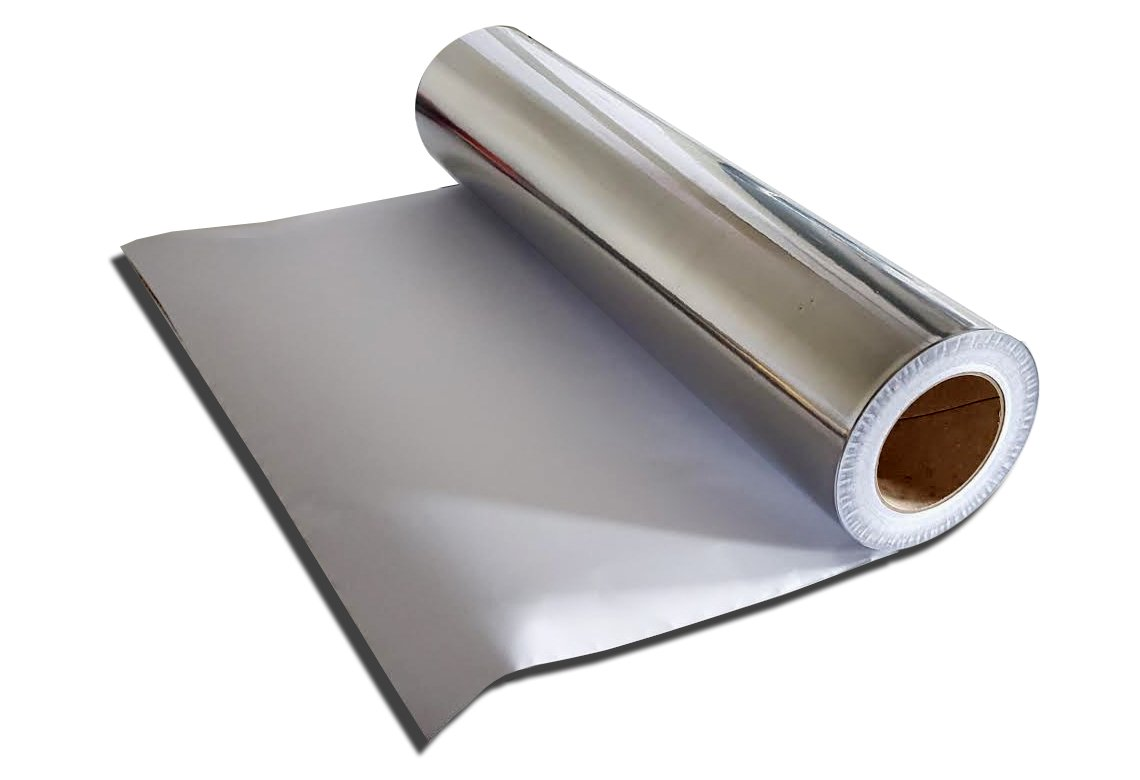 m/ètre courant de rouleaux Feuille daluminium auto-adh/ésive 550 mm 8,0 lm