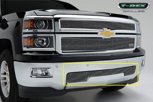 T-Rex 25117 Billet Series Polished Bumper Grille for Chevrolet Silverado