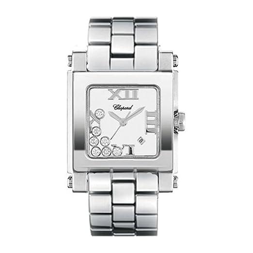 Chopard Mujer Cuadrado de 27/8496 - 3001 Happy Sport reloj: Chopard: Amazon.es: Relojes