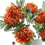 5-Heads-Large-Flowers-Silk-Chrysanthemum-Artificial-Flowers-Marigolds-Autumn-Wedding-Home-Decorative-Fake-Plants-BranchesRed