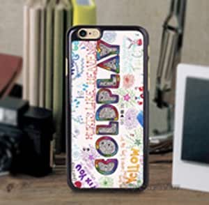 Coldplay New Back Snap On Hard Cover Back Shell Case for iphone 6 4.7 inch Kimberly Kurzendoerfer