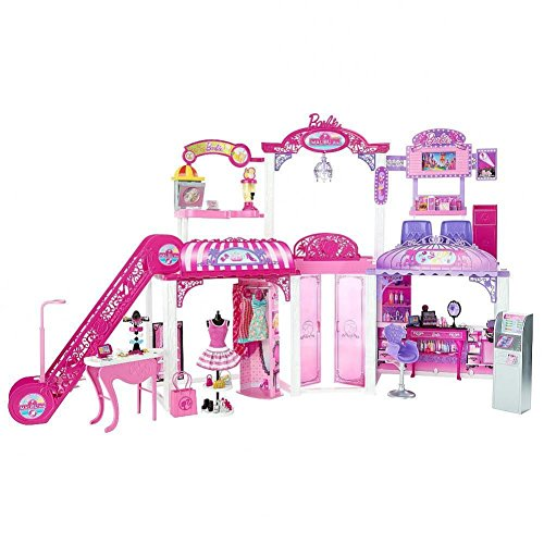 Barbie Shopping Mall Playset by Barbie