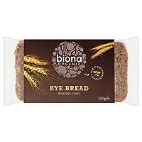 Biona Rye Bread, 500g