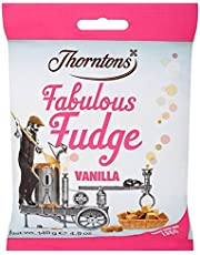 Thorntons Vanilla Fudge Bag 140g - Pack of 6