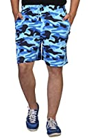 Clifton Army Shorts - Light Blue