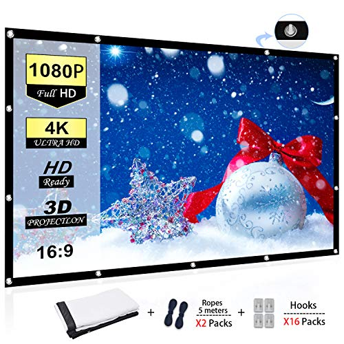 Top Rated Projection Screens