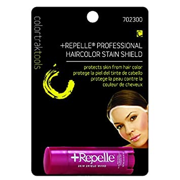 color trak Repelle Hair Color Stain Shield, 0.15 Ounce