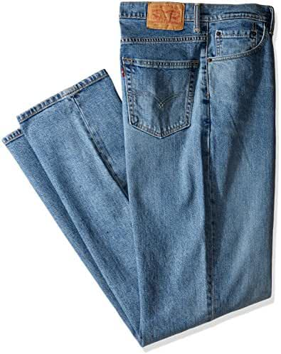 Levi's Men's Big and Tall 550 Relaxed-Fit Jean